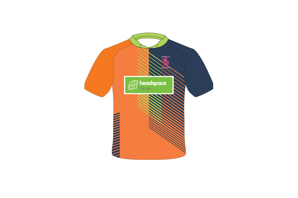 ORANGE CITY U17 SPECIAL JERSEY SET