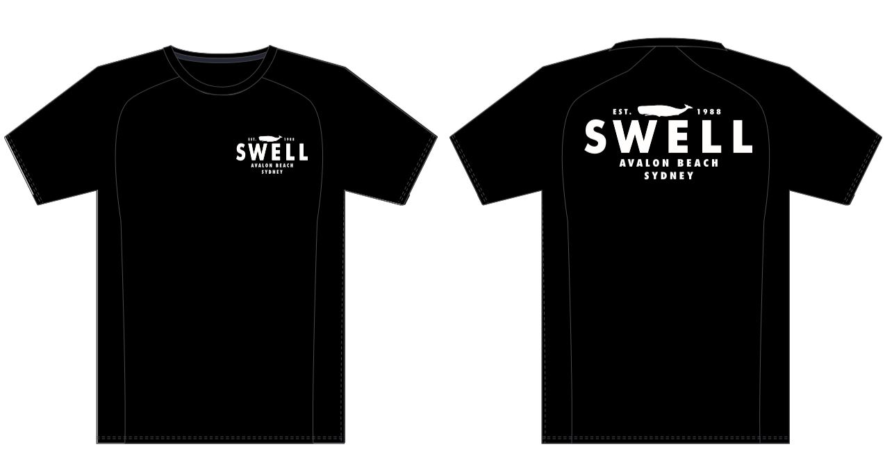 Swell Cafe Tshirts